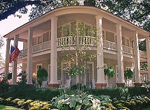 View of Judge Porter House Bed and Breakfast from Rue Second Street