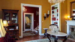 View of Henry Guest Room from Parlor