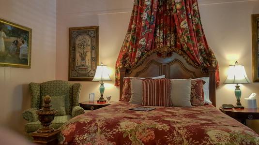 Arthur Coble Guest Room