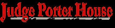 Judge Porter House LOGO Transparent with