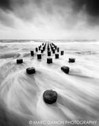 Naples Beach #5 - 2012 (Storm Debby)