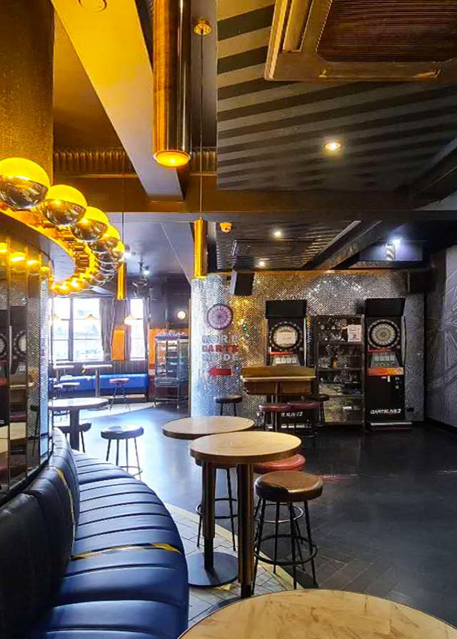 The Century Bar