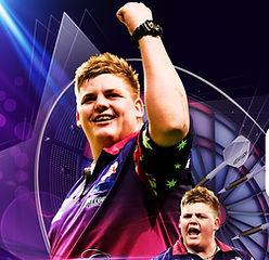 World Champion Corey Cadby