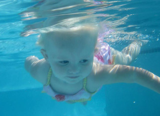 Give Your Child the Best Chance of Surviving a Water Accident with ISR & Red Cross Swim Lessons