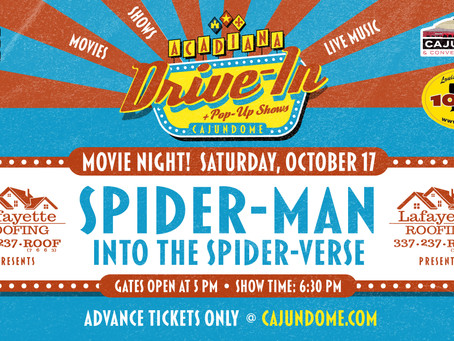 TICKETS TO ACADIANA DRIVE IN EVENTS AVAILABLE HERE!