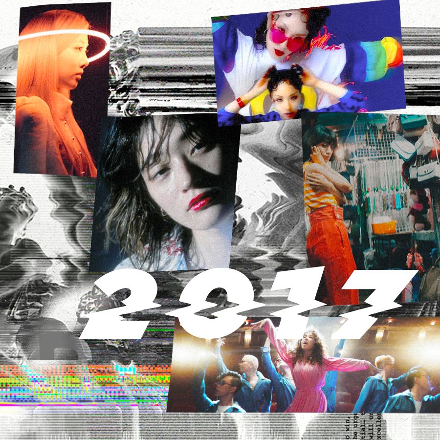 2017 IN JPOP/KPOP/CPOP: our favorite tracks (a 50 track playlist