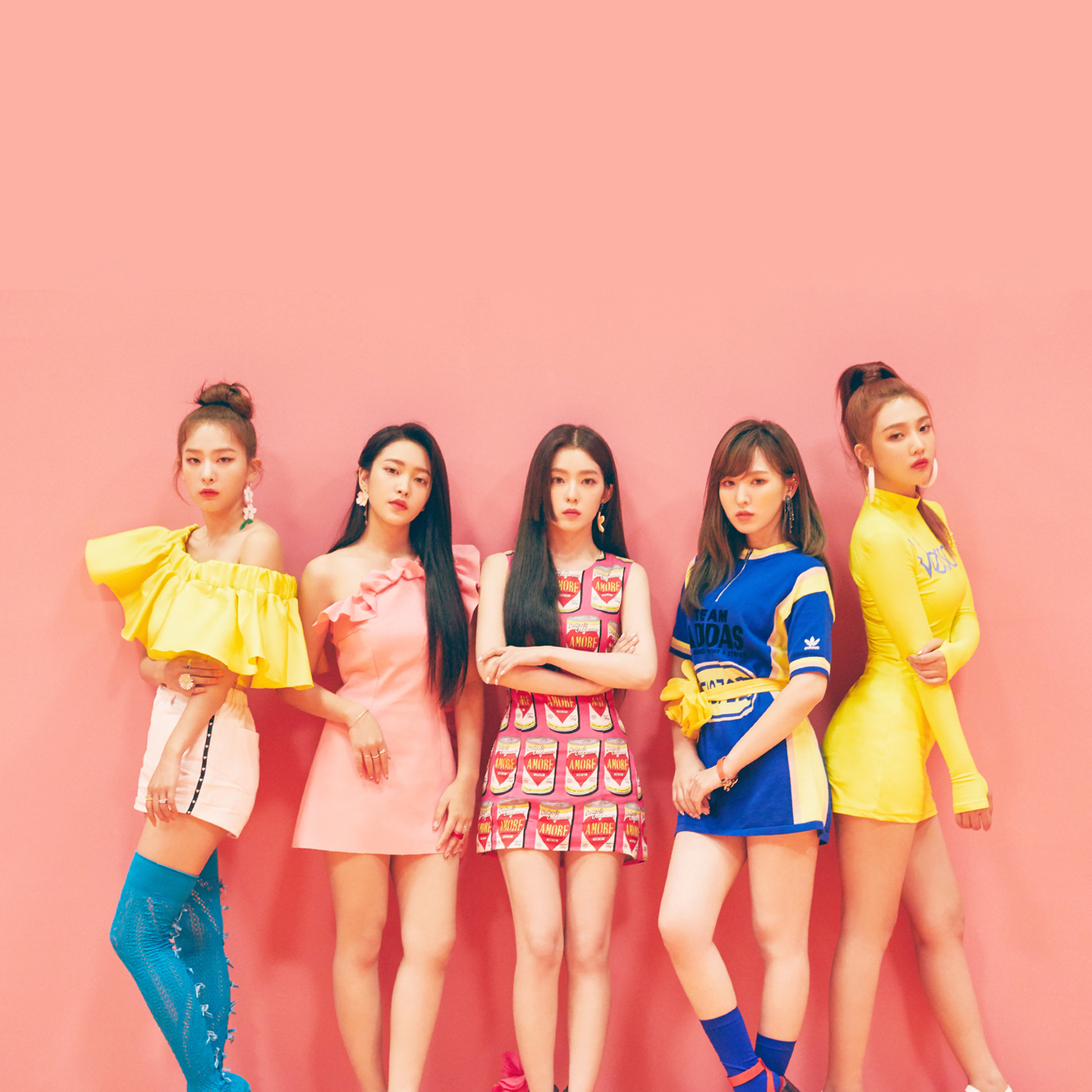 Red Velvet - iTunes Discography [iTunes Plus + Digital Booklets]