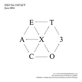 EXO - EX'ACT – The 3rd Album [iTunes Plus AAC M4A + Digital Booklet