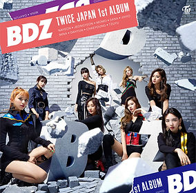 TWICE - BDZ [iTunes Plus]