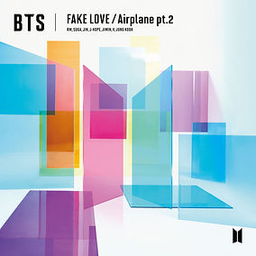 BTS - FAKE LOVE / Airplane pt 2 – EP [iTunes Plus + Booklet]