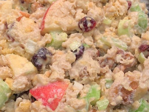 Chicken-Less Salad