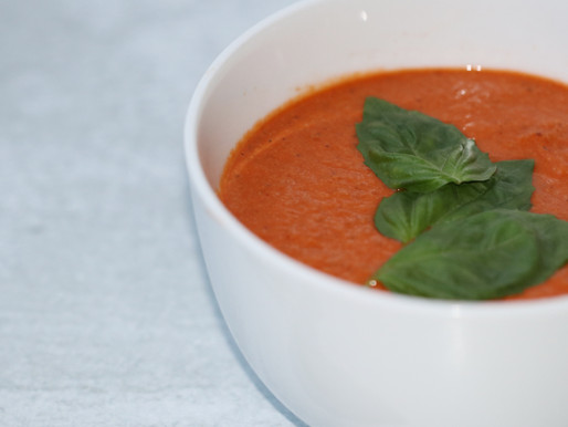 Vegan Tomato Soup🍅