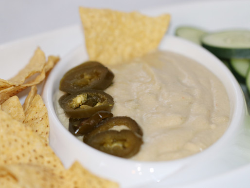 Vegan Mexican Queso