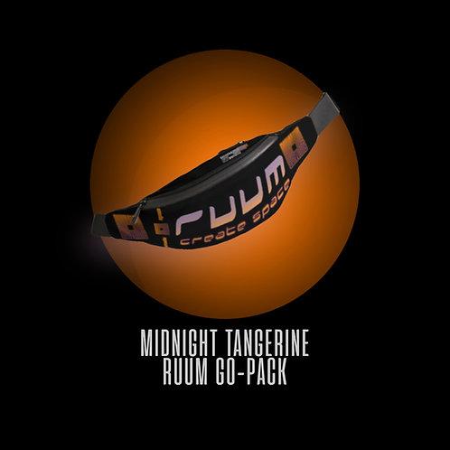 NIGHTMARE GLOW: MIDNIGHT TANGERINE RUUM GO-PACK