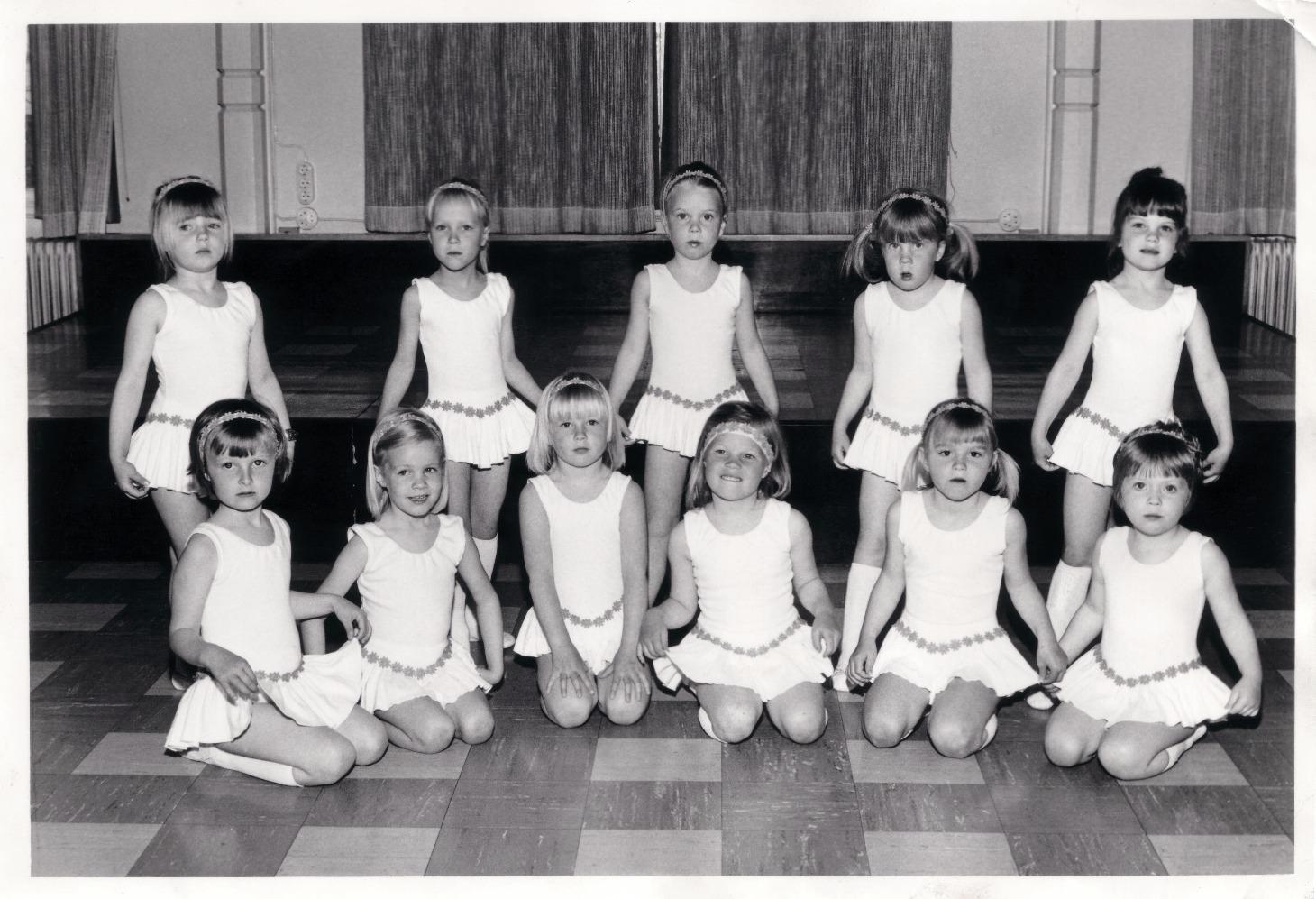 Liz Balettskola, 70-tal Viksäng