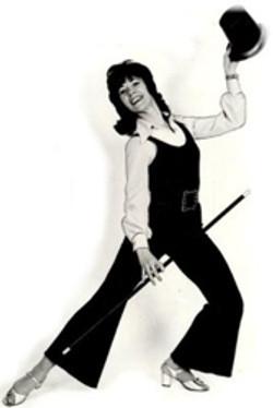 Liz Helgoson 1977