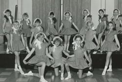 Viksäng 60-tal, Liz Balettskola