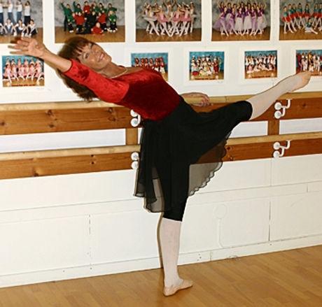 Liz Helgoson Liz balettskola Västerås