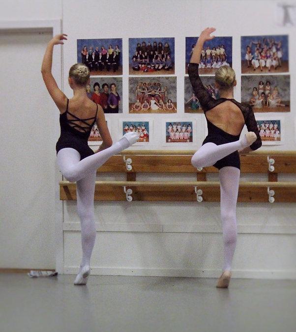 Klassisk balett Liz balettskola Västerås