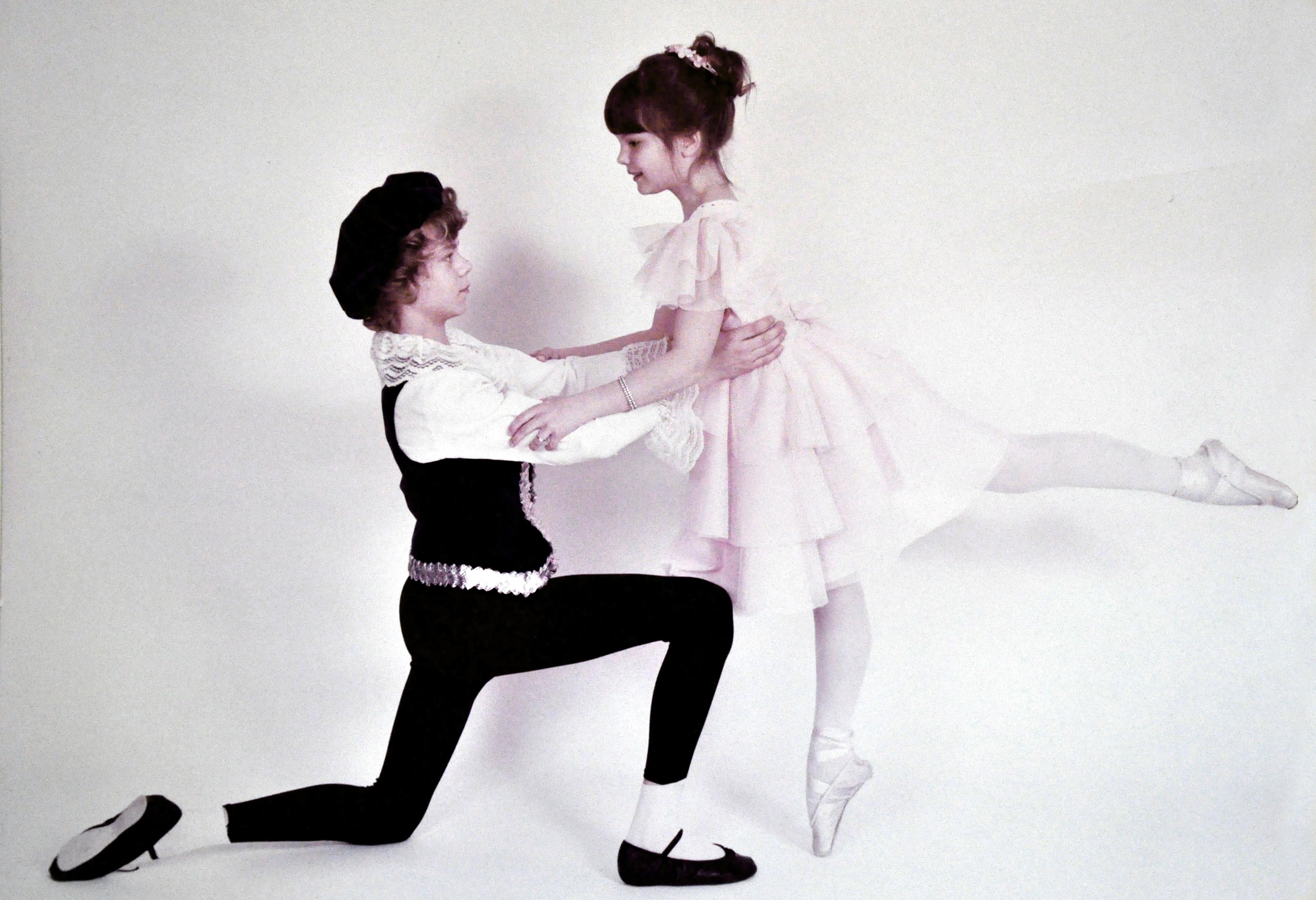 Liz Balettskola, askungen, Malena En