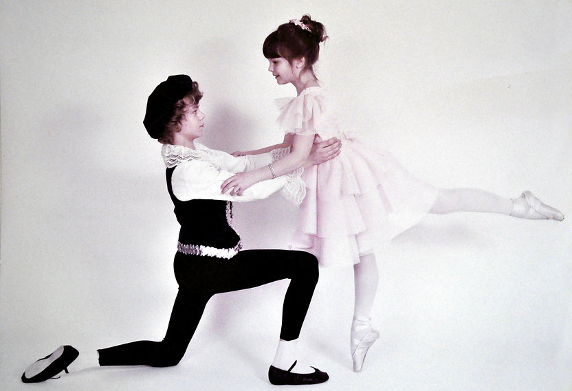 Liz Balettskola, Askungen 1977
