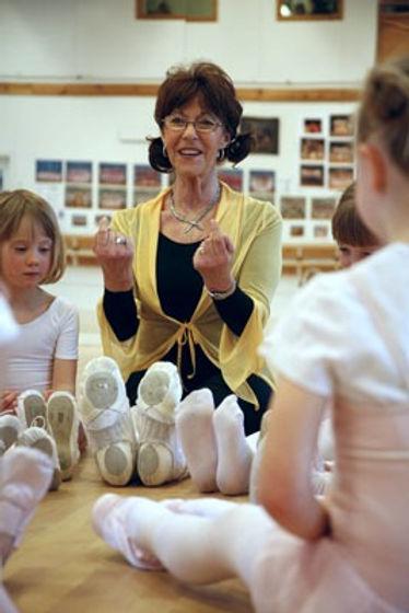 Liz Helgoson, Liz Balettskola