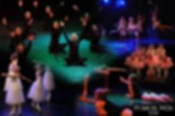"""Liz balettskola Västerås. Elevföreställning 2016 """"En dag på Tivoli"""""""