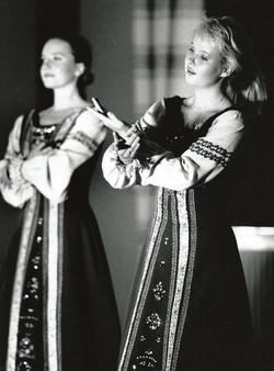68.Sandra och Lena Foto Lasse Dareberg