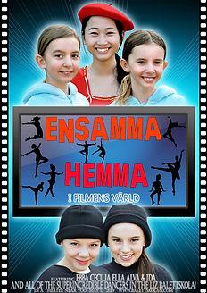 ENSAMMA HEMMA - i filmens värld Liz Balettskola