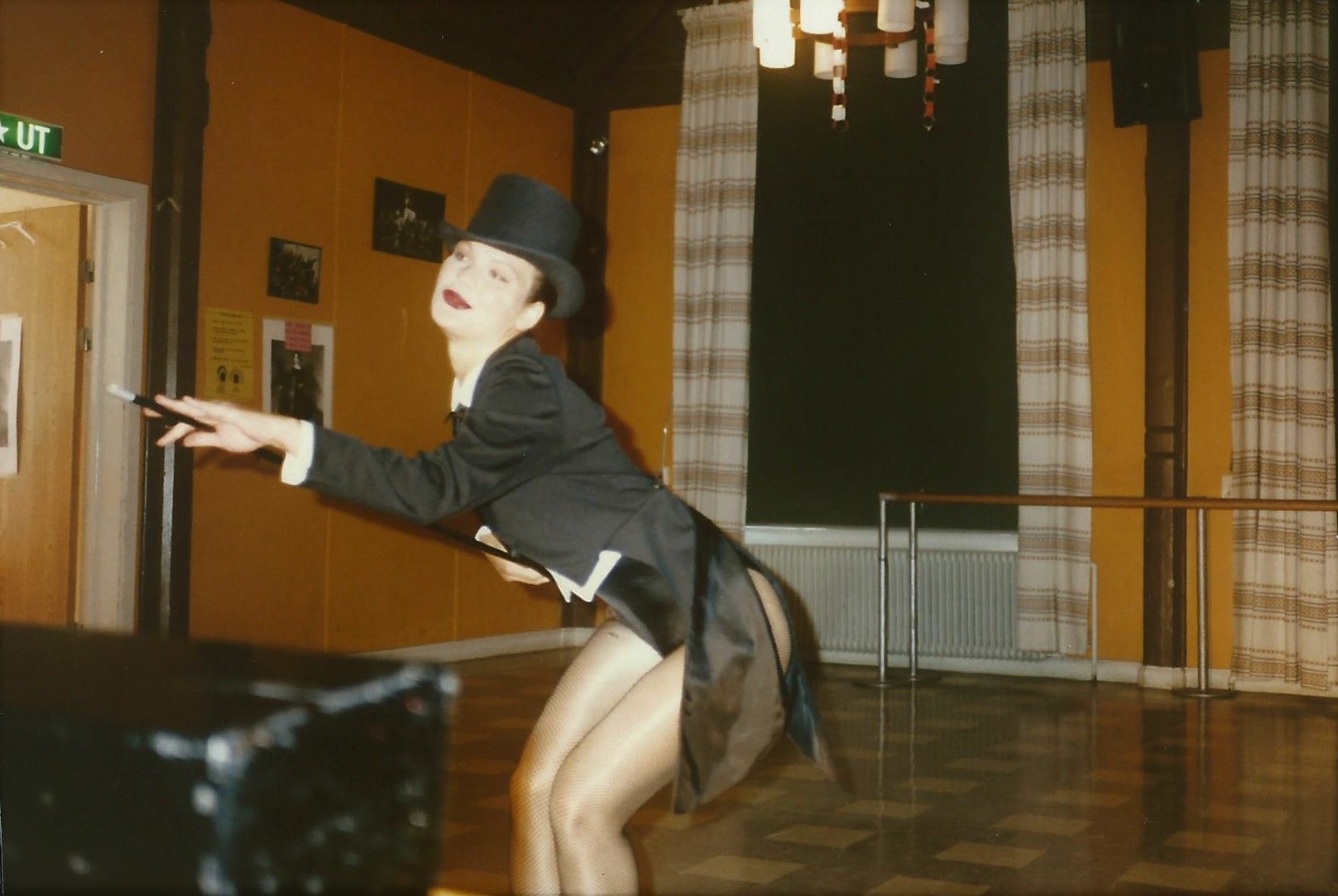 Malena Engström, Liz Balettskola