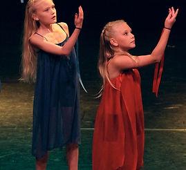 Modern dans Liz balettskola Västerås