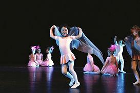 Barndans Liz balettskola Västerås