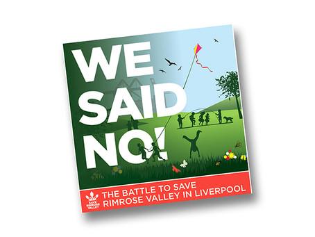 We Said No!: A brand new podcast