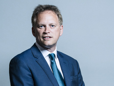 Tell Grant Shapps how you feel