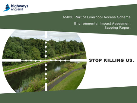 The latest Highways England Newsletter: Our response