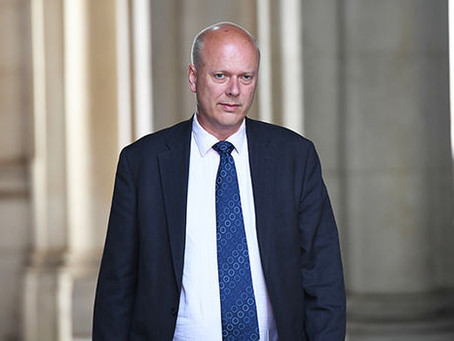 Does Chris Grayling think we're stupid?