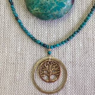 Turquoise Tree-of-Life