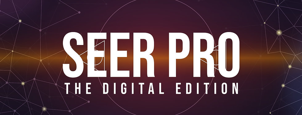 Seer Pro -The Digital Edition