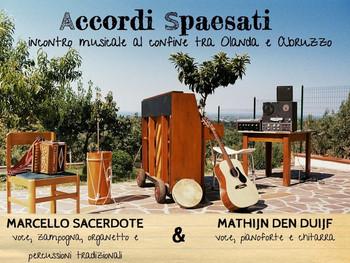 Accordi Spaesati: een muzikale ontmoeting op de grens tussen Nederland en Abruzzo