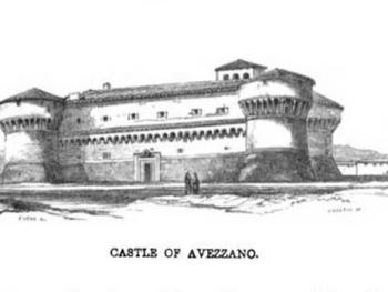Deel 5 Feuilleton Edward Lear - op weg naar Avezzano