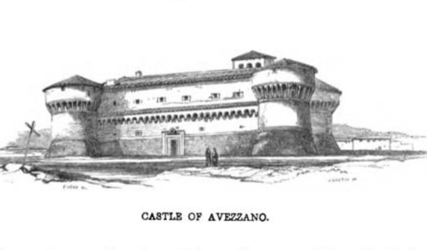 5 - Castle of Avezzano