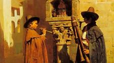 Over Hector Berlioz, zampognari uit Abruzzo en kerstliedjes