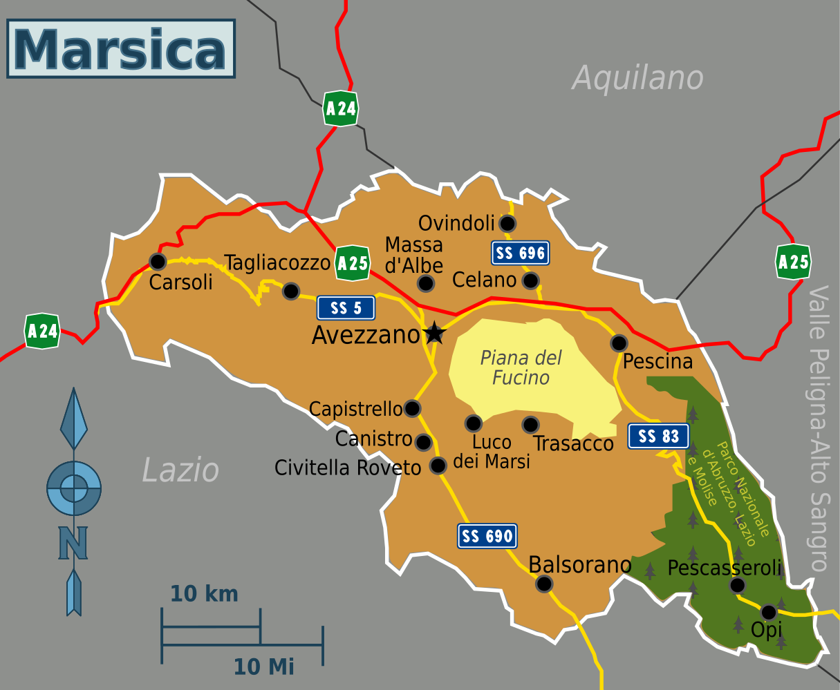 7 - Marsica