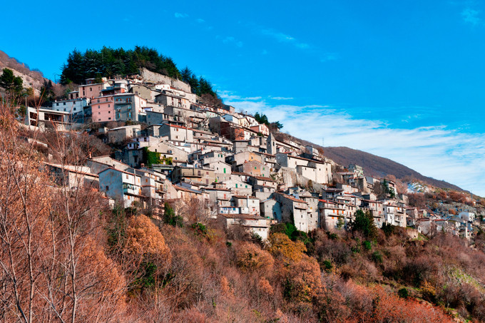Colle di Monte Bove (foto Corrado De Santis)