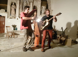 Een spannende muzikale ontmoeting tussen Abruzzo en Nederland