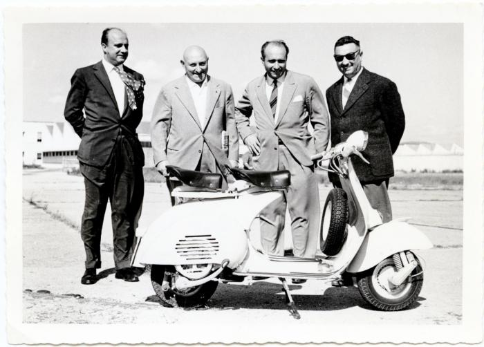 M_1 Lanzara DAscanio Fangio a Pontedera_Settembre 1956