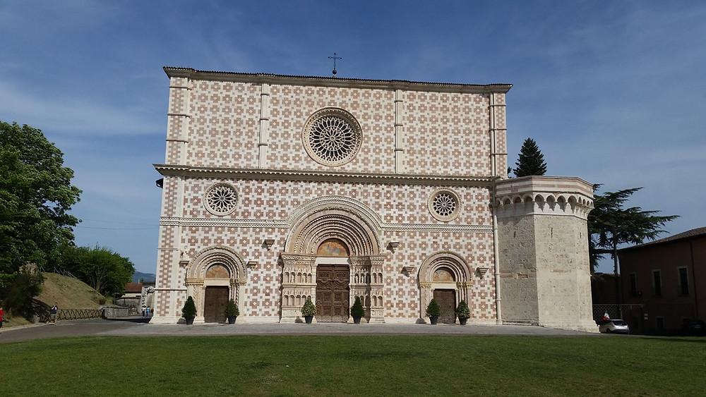 Sante Maria di Collemaggio in l'Aquila