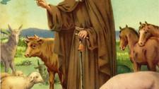 17 januari, het feest van Sant'Antonio Abate