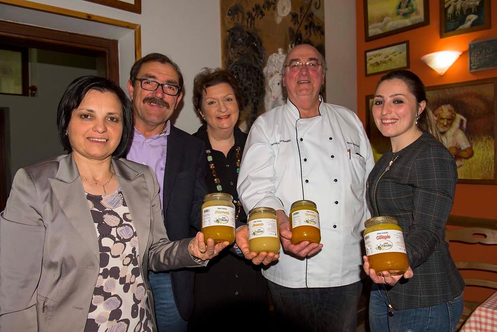 Honing van de familie Finocchio