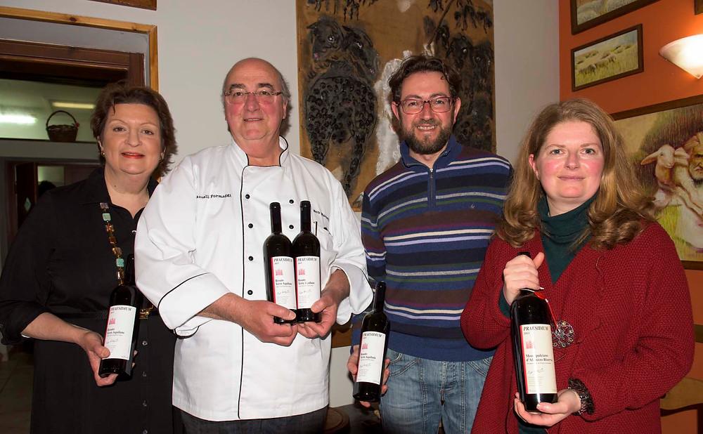 Wijnen van de familie Pasquale (Praesidium)